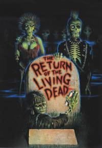 The Return of the Living Dead (dvd)