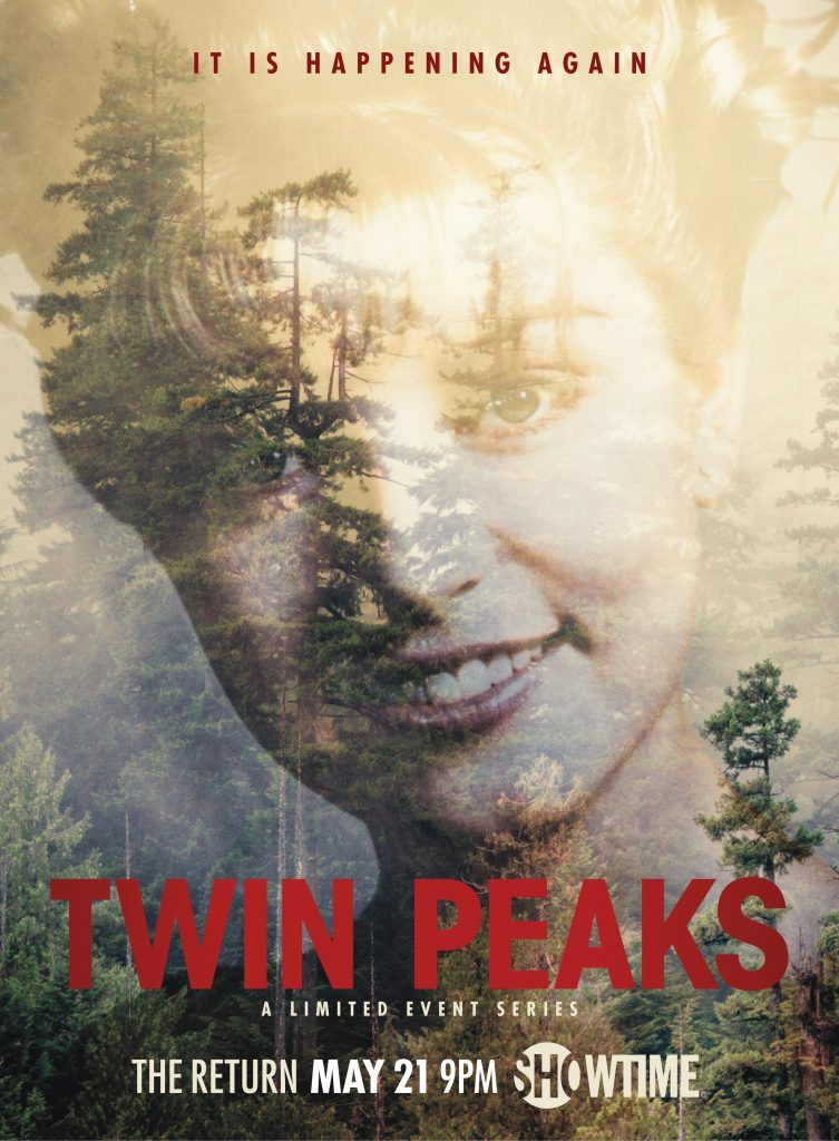 twin peaks poster laura palmer