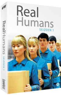 Real Humans (dvd)